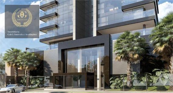 Apartamento Com 3 Dormitórios À Venda, 211 M² Por R$ 3.947.600,00 - Rio Branco - Porto Alegre/rs - Ap0139