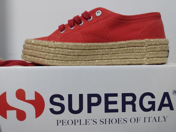 Tênis Superga Original.