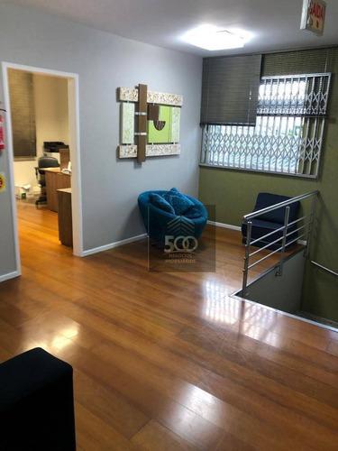 Casa À Venda, 360 M² Por R$ 1.260.000,00 - Capoeiras - Florianópolis/sc - Ca0617