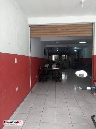 Sobrado Comercial,parque Selecta,125 Metros! - So0930