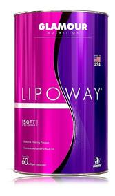 Emagrecedor Importado Lipoway Reduce 60cpas Soft Gel Midway