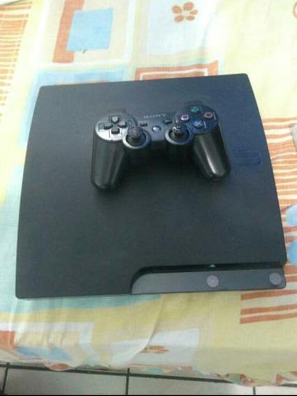 Playstation 3 Slim 160gb Completo