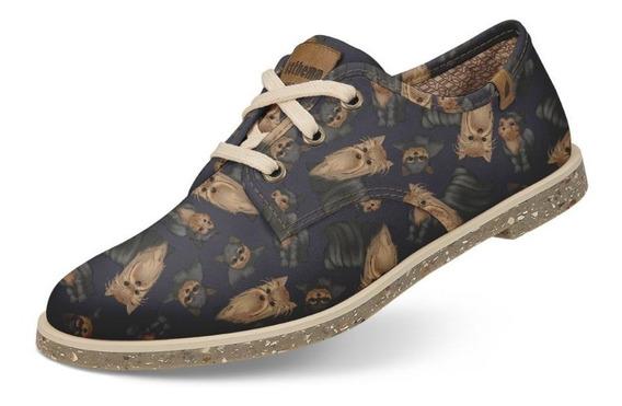 Sapato Feminino Usthemp Legend Vegano Yorkshire
