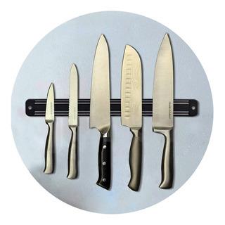 Organizador De Cuchillos O Herramientas Soporte Iman 33 Cm