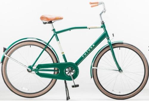 Bicicleta Futura Countryman Rodado 26 Playera Paseo Vintage