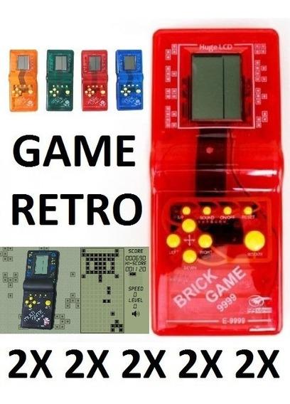 Mini Games Planeta 9999x1 Euro Tetris Enduro Paredão Retro