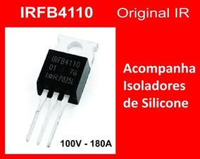 Kit 12 Peças - Transistor Mosfet Irfb4110 Original - I R