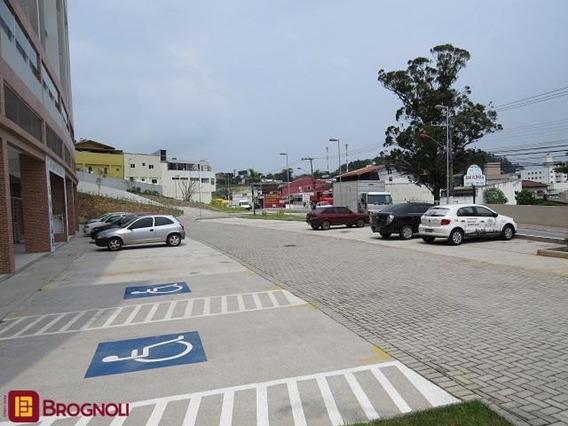 Ótima Sala Comercial Em Forquilhinhas Sj - 30699