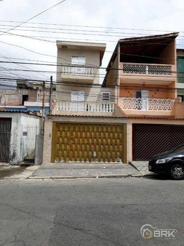 Imagem 1 de 24 de Sobrado Com 3 Dormitórios À Venda, 125 M² Por R$ 532.000,00 - Jardim Três Marias - São Paulo/sp - So0995