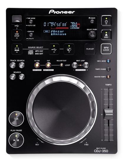 Cd Player Mezclador Usb Pioneer Cdj350