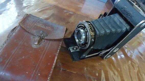 Camera Fotografica Agc Franka Rolfix Made Germany Coleção