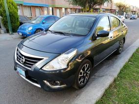 Nissan Versa 2015 1.6 Exclusive Navi At