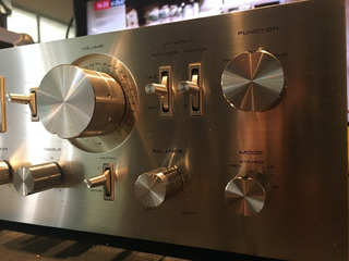 Pioneer Sa-7800 110 Volts Made In Japan Impecable Algunos De