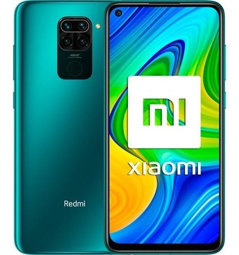 Imagen 1 de 2 de Celular Xiaomi Redmi Note 9 Eu 128g Green