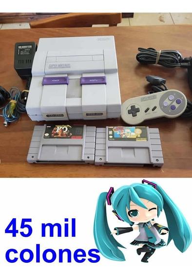 Snes , Sega , Nintendo 64 , Juegos Y Accesorios