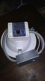 Luminaria Led Enpotrable General Electric Lrxr610835md
