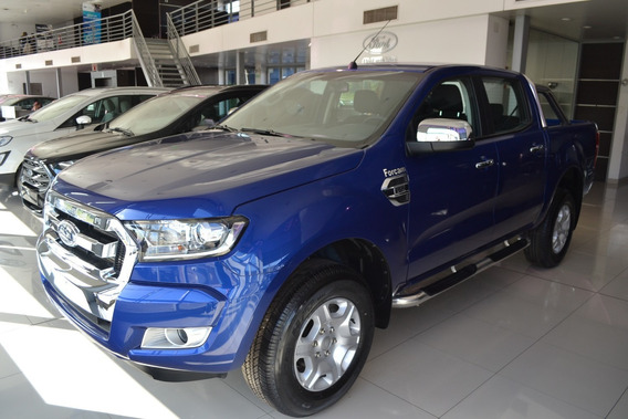 Ford Ranger 3.2 Xlt Mt 4x2 2020 0km Diesel // Forcam