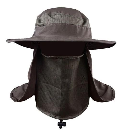 Sombrero Para Sol, Camping, Pesca, Caza, Caminata O Trabajo.
