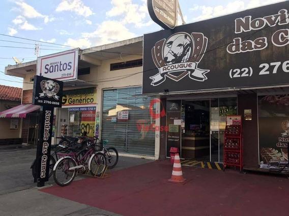 Loja Para Alugar, 44 M² Por R$ 2.200,00/mês - Jardim Mariléa - Rio Das Ostras/rj - Lo0035
