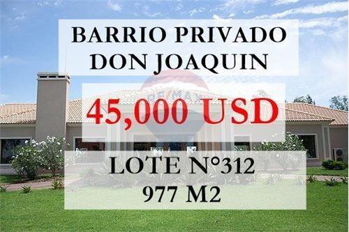 En Venta Lote N° 312 - Don Joaquín - Canning