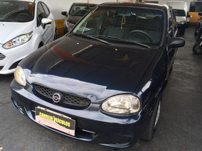 Chevrolet Gm Corsa Wind 1.0 Azul 2001
