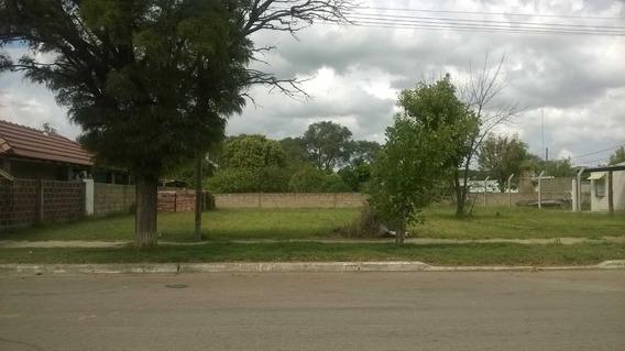 Terreno Centrico En Localidad Anguil La Pampa. No Santa Rosa