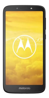 Celular Liberado Moto E5 Play Xt1920-18 Black Single Sim