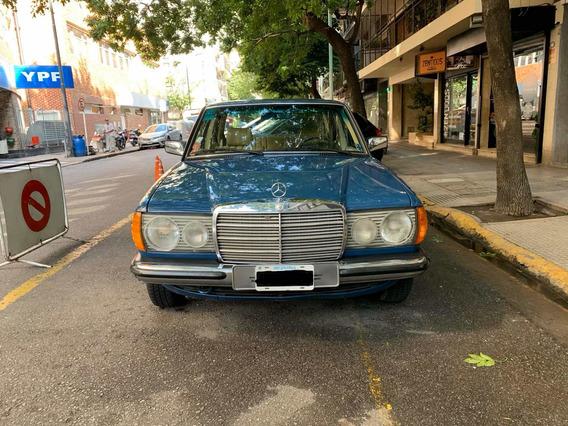 Mercedes Benz 230 Modelo 1980