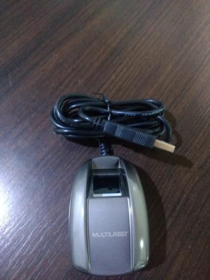 Leitor Biométrico Multilaser