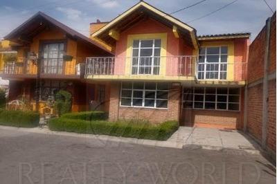 Casas En Renta En Santa Cruz Atzcapotzaltongo, Toluca