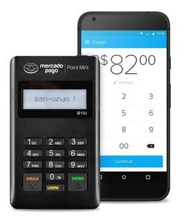 Maquininha De Cartão Point Para Smart - Faz Até Empréstimo