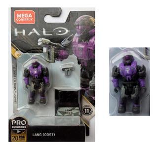 Halo Megaconstrux Spartan Lang (odst) Serie 11 Nuevo
