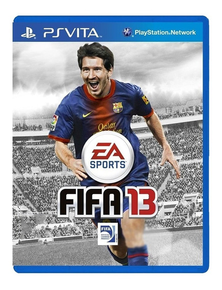 Fifa Soccer 13 - Ps Vita - Usado - Original