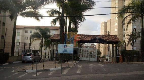 Ref 10.938 Apartamento Bairro Jardim São Miguel, Com 3 Dorms, 1 Vaga 57 M² Área De Lazer, Aceita Permuta E Financiamento. Doc. Em Ordem - 10938