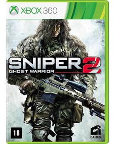 Sniper Ghost Warrior 2 Xbox 360 Midia Digital