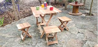 Muebles Plegables Para Jardin