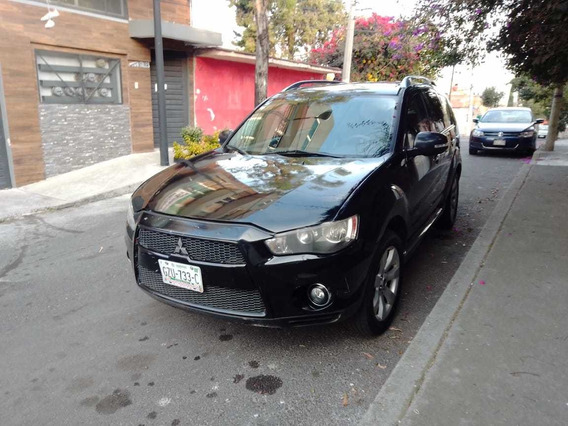 Mitsubishi Outlander 2.4 Limited Aa Ee At 2010
