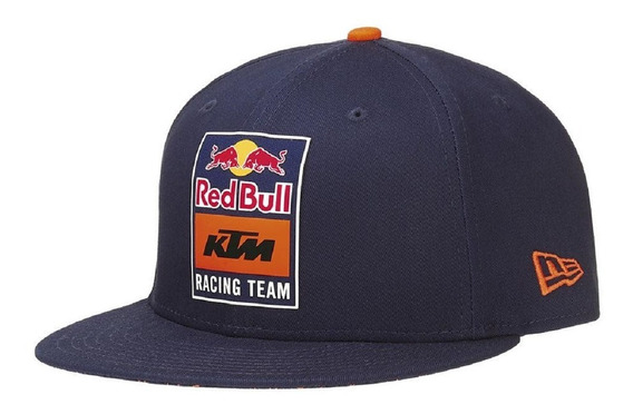 Gorra Red Bull Ktm New Era 9fifty Flat 100% Original