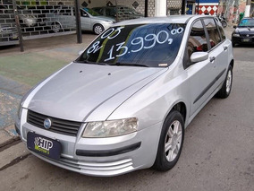 Fiat Stilo 1.8 8v 2003 - Completo - R$ 13.990,00