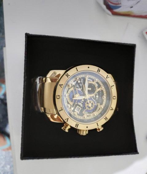 Relógio Bvlgari Ouro