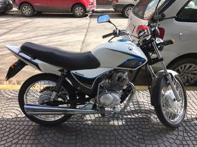 Motomel Cg150 S2 Único Dueño Con Casco Ls2 Mx 433 Impecable