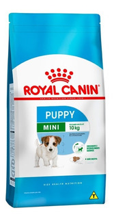 Ração Royal Canin Mini Junior 2,5 Kg