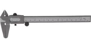 Regla Calibrador Metal Vernier 16cm Tianling Cmarvin
