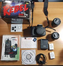 Kit Canon T5i 150mm + Lente 50mm + Brindes