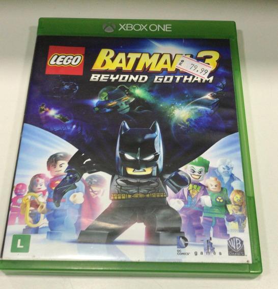 Lego Batman 3 Beyond Gotham Xbox One Semi Novo