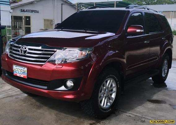 Toyota Fortuner Blindada #3 Plus