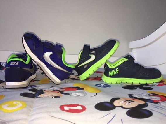 2 Tênis Nike Infantil Original Usado
