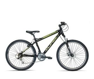 Bicicleta De Montaña Rodada 26 Turbo Deimos Aluminio Shimano