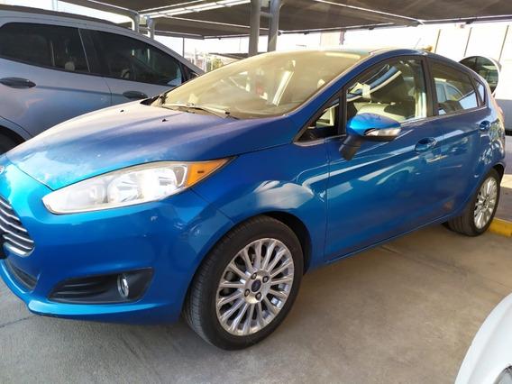 Ford Fiesta 1.6 5p Titanium Power.(kd)