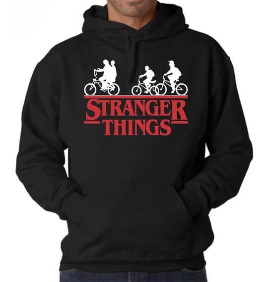 Sudadera Buga Cavernicola Stranger Things Serie Netflix